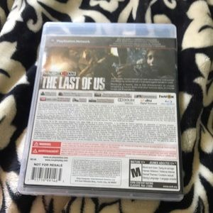 Sony Other - The last of us
